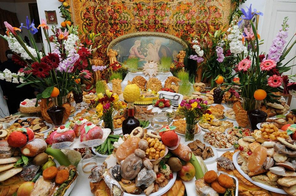 Saint And Food Festival Madonna